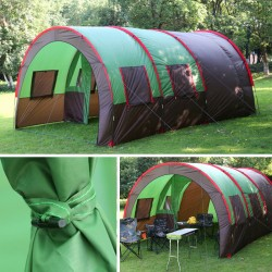 8-10 Person Large Breathable Material Outdoor Tents