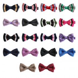 2017 New Arrival Gebreide Fabric New Men's Knitted Bow Band De Fashion Leisure Veelkleurige Butterfly Band Bow Bow