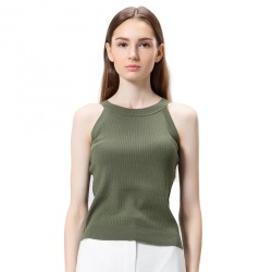 Cozy Soft Knit Simple Tank Top For Women 2017