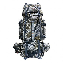 Grote Capaciteit Outdoor Camping Camouflage Backpack 80L