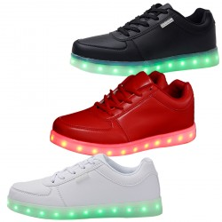 7 Colors Low-Top Unisex Sneakers