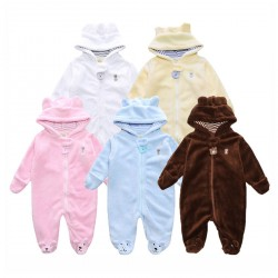 Baby Boys Girl Clothes Cute Bodysuit Romper Jumpsuit One-pieces Set